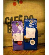 ICS榛子朱古力咖啡 + 賓加奶粉