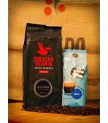 Pelican Rouge Cafe Creme 意式金牌咖啡豆(3) + ICS 藍牌脫脂奶粉