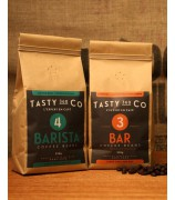 Bar (3) 中度烘焙咖啡豆 + Barista (4) 中深度烘焙咖啡豆
