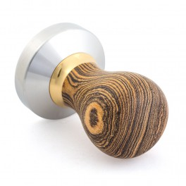 Bocote Wood Tamper - 58 mm