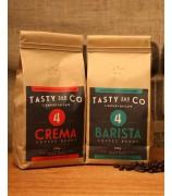Barista (4) + Crema (4) 中深度烘焙咖啡豆